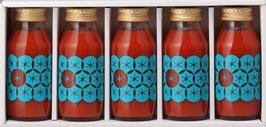トマトジュース 180ml 5本セット【ギフト用】