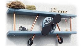 Halfdiepe wandplank - gekleurd €109,- of ongekleurd €89,-