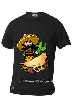 Mexicano Joh!