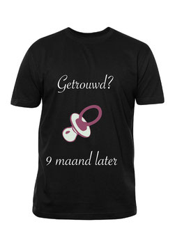Getrouwd? 9 maand later