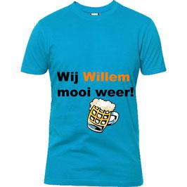 Wij Willem mooi weer