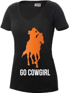 GO Cowgirl