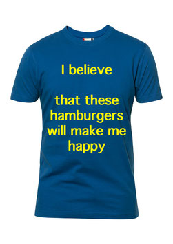 Happy Hambuger