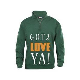 Got 2 love ya