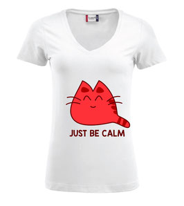 Just be calm