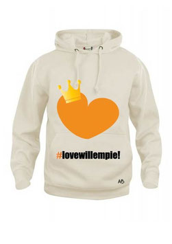 #LOVEWILLEMPIE!