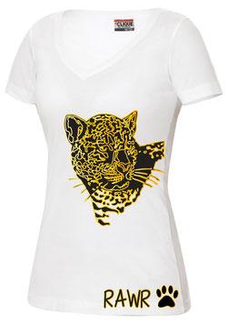 T-shirts panter rawr