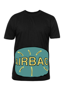 T-shirt airbag
