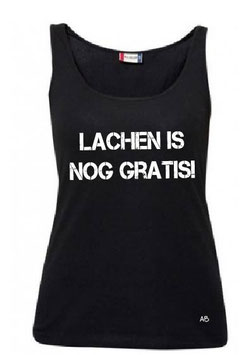 Lachen is nog gratis!
