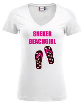Sneker beachgirl