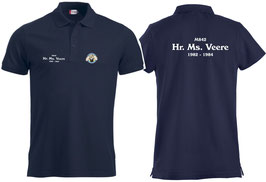 Polo reunie Hr. Ms. Veere 1981-1984