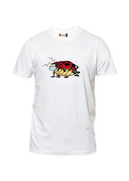 Lieveheersbeestje cartoon