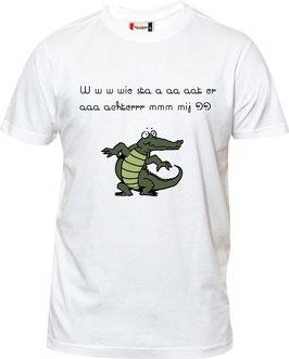 Wie krokodil?!