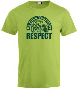 Boer-respect