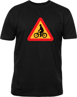 Pas op, fietser
