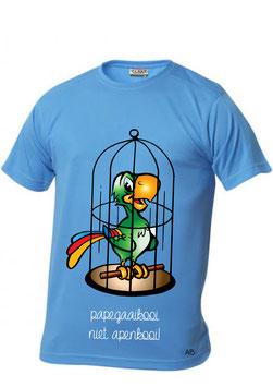 Papegaaienkooi!