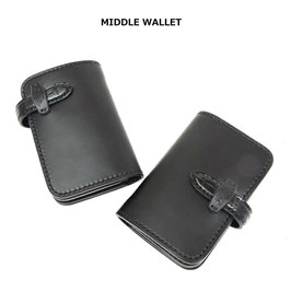 MIDDLE WALLET(ST) SHOP LTD(差込部Crocodile)