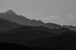 Bergshilouetten sw - Korsika 2