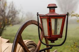 """Feuerwehr Nostalgie """"Anno dazumal""""  Lampe  1"""