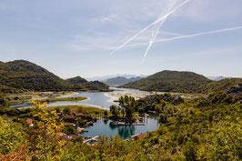 Montenegro Nationalpark Skutarisee - Skadarsee 4