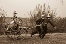 """Feuerwehreinsatz Nostalgie """"Anno dazumal"""""""