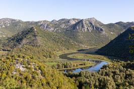 Montenegro Nationalpark Skutarisee - Skadarsee 3