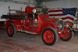 Feuerwehrauto Nostalgie USA 2