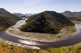 Montenegro Nationalpark Skutarisee - Skadarsee 1