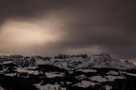 Sonnenuntergang im Alpstein