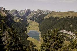 Alpstein - Sämtisersee 1