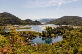 Montenegro Nationalpark Skutarisee - Skadarsee 6
