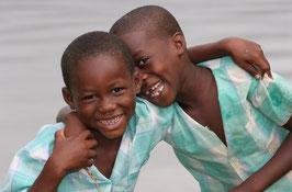 2 Suriname-Jungen