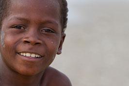 Junge aus Madagaskar