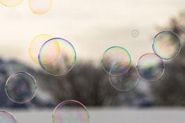 Seitenblasen im Winter