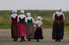 Frauen in Louisbourg 1