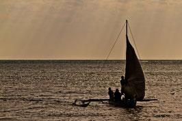 Fischerboot - Piroge - Madagaskar 1