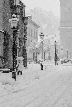 St. Gallen im Schnee 1