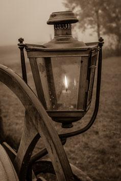 """Feuerwehr Nostalgie """"Anno dazumal""""  Lampe  2"""