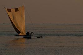 Fischerboot - Piroge - Madagaskar 2