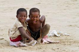 Kinder Madagaskar