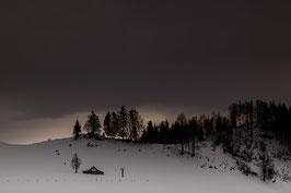 Sonnenuntergang Schlatt-Haslen 3