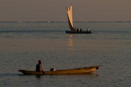 Fischerboot - Piroge - Madagaskar 3