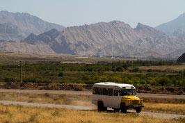 Unterwegs in Nakhchivan 1 / Aserbaidschan - Azerbaijan