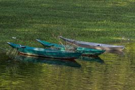 Drei Boote Montenegro