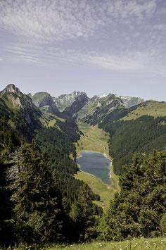 Alpstein - Sämtisersee 2