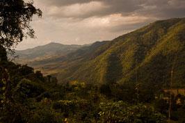 In den Bergen Myanmars / Burmas