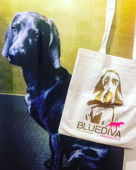 BLUE DIVA HIPSTER BAG NO. 1