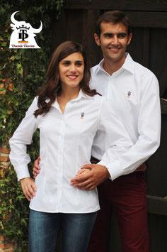 Camisa Blanca Paloma