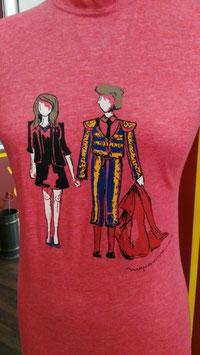Camiseta Pareja Taurina