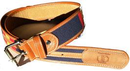 Cinturones Duende Taurino Lona/Piel
